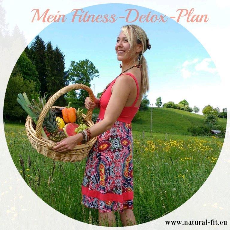 Mein Fitness Detox Plan