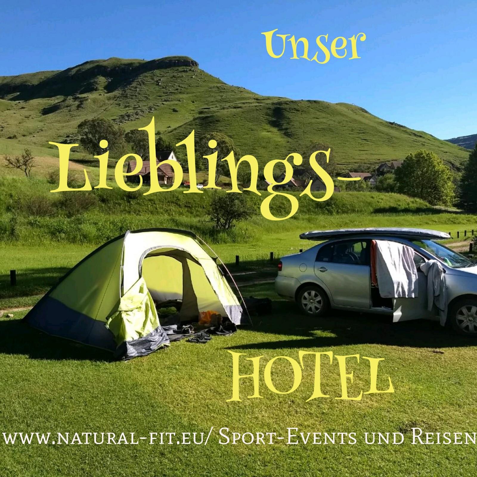 Warum Camping genial ist … Ein Liebesbrief an Zelt, Wohnwagen, Bus und Co.